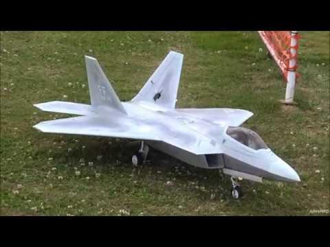 Windy Freewing F-22 Raptor 6s 90mm EDF Jet! F22 Motion RC - UCLqx43LM26ksQ_THrEZ7AcQ