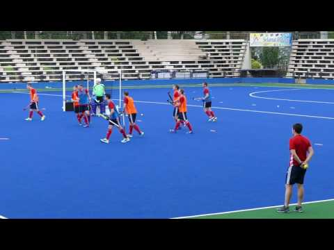Great Britain hockey training session Sultan Azlan Shah Cup 2017, Ipoh, Malaysia