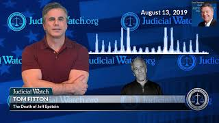 Someone in Govt. Needs to Answer for Epstein's Death—We STILL Don't Know What Happened! | Tom Fitton