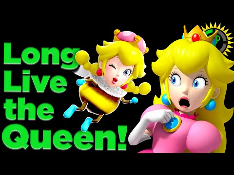 Game Theory: The END of Princess Peach! (New Super Mario Bros U Deluxe Peachette / Bowsette) - UCo_IB5145EVNcf8hw1Kku7w