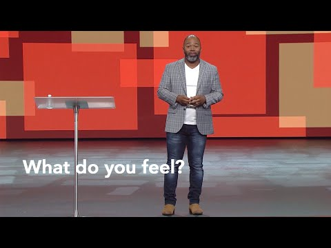 When you see someone hurting, what do you feel?  Pastor Jelani Lewis