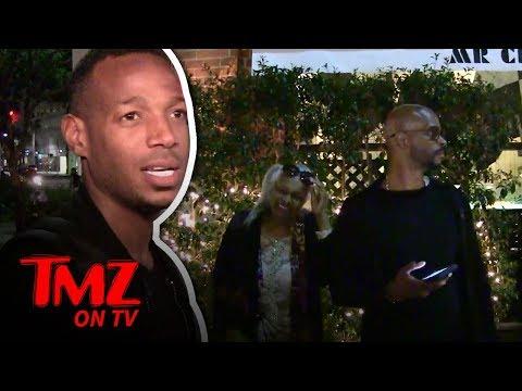 Don't Talk About Marlon Wayans Momma | TMZ TV