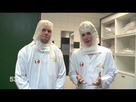 Daniël en Ivo maken stoommaaltijden!