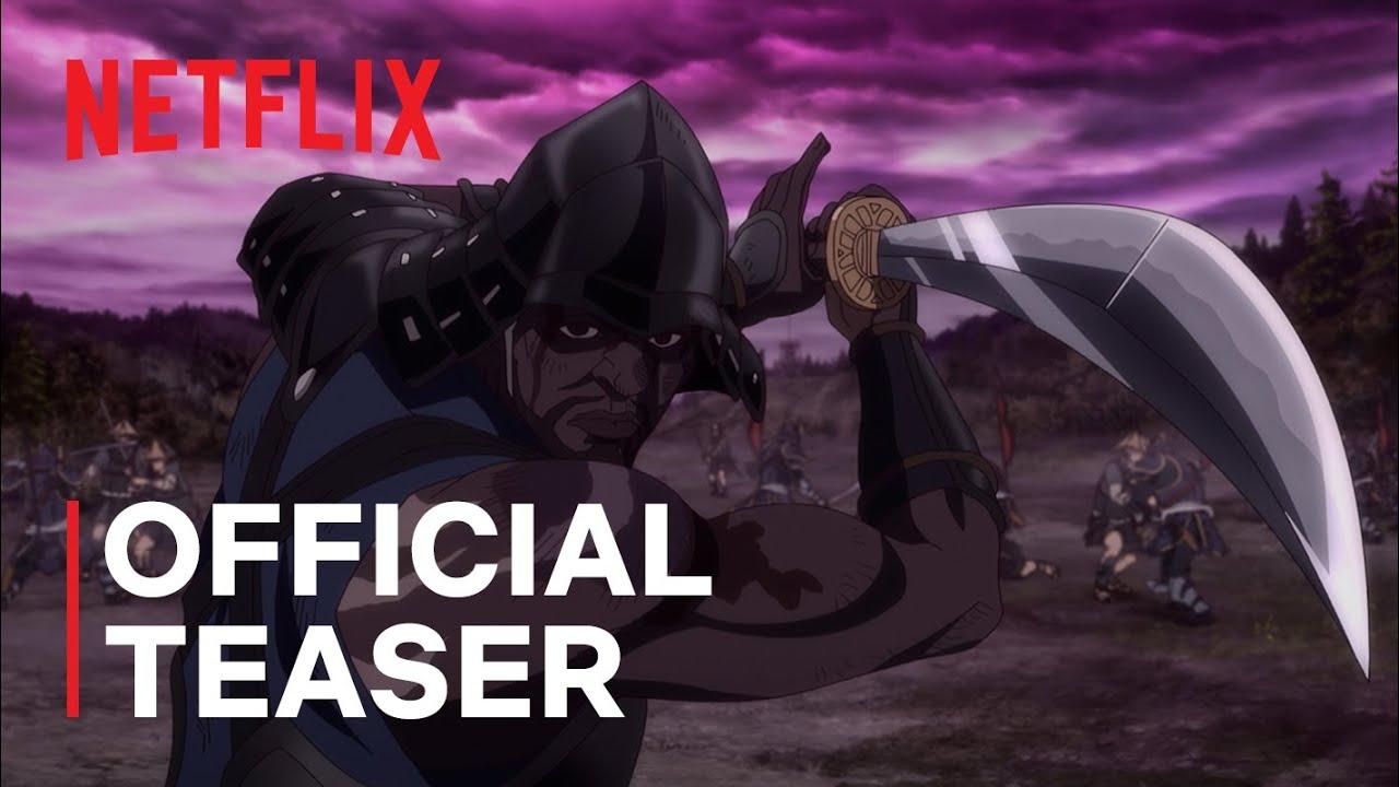 Yasuke | Official Teaser | Netflix
