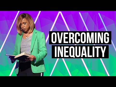Wednesday Morning Service - Overcoming In Equality