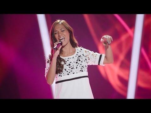 Jhoanna Aguila Sings You've Got The Love | The Voice Australia 2014 - 04:39