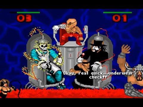 Nogginknockers 2 (Bloodlust Software) (MS-DOS) [1996]