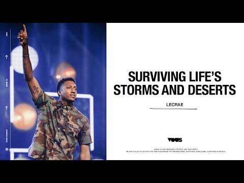 Lecrae   Surviving Lifes Storms and Deserts