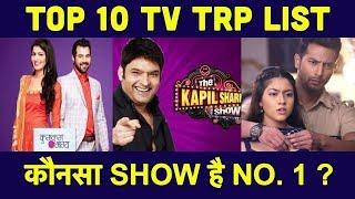 TV Serial TRP Rating List: Kumkum Bhagya, The Kapil Sharma Show, Tujhse Hai Raabta