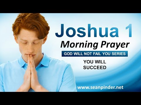 You Will SUCCEED - Morning Prayer