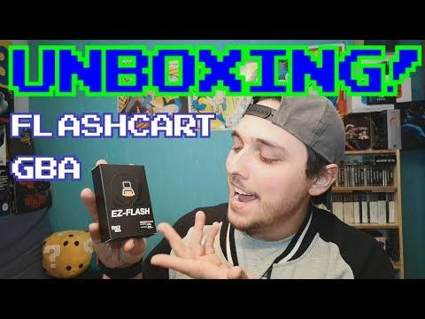 EL MEJOR FLASHCART DE GBA!! || EZ Flash Omega unboxing
