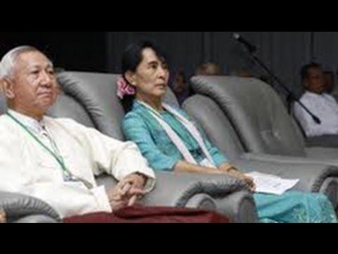 Tấm gương dân chủ hóa của Miến Điện