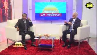 Entrevista a Jose Manuel Fernandez Peguero en Abriendo La Mañana
