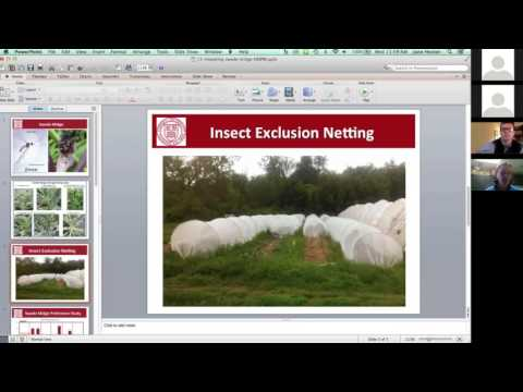 Second Annual Integrated Pest Management Online Conference: Part 4 of 5