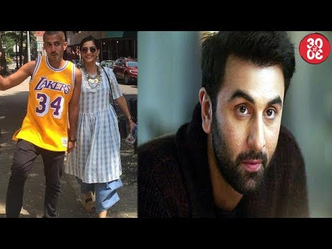 Sonam Kapoor Vacationing With Beau Anand | Ranbir To Don Director's Hat?