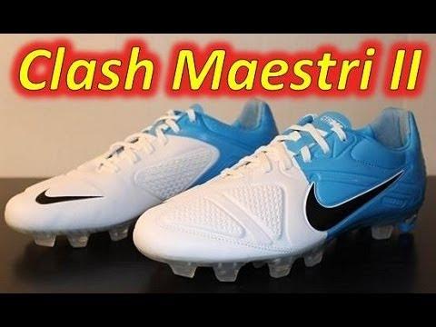 Nike CTR360 Maestri II White/Black/Blue Glow (Euro 2012 Clash Collection) - UNBOXING - UCUU3lMXc6iDrQw4eZen8COQ