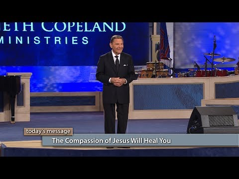 The Compassion of Jesus Will Heal You