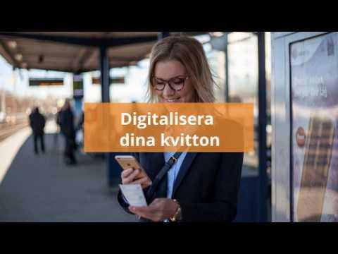 Companyexpense - Automatisera din reseräkning och digitalisera dina kvitton