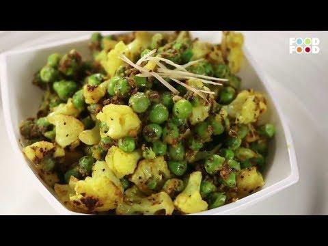 Matar Gobhi Masti | Winter Treats | Chef Sanjeev Kapoor | FoodFood - UCthIcpK06l9bhi9ISgreocw