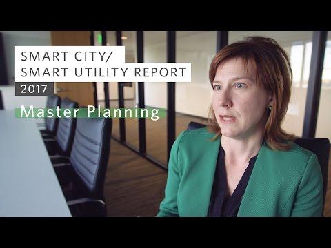 Smart City/Smart Utility: Master Planning
