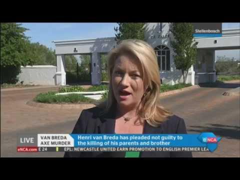 Court to visit scene of Van Breda crime