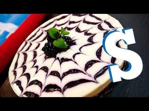 BLACKBERRY CHEESECAKE SWIRL RECIPE - SORTED