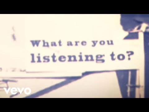 What Are You Listening To? (Video Lirik)