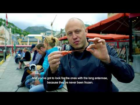 Eat local in Bergen, a UNESCO City of Gastronomy