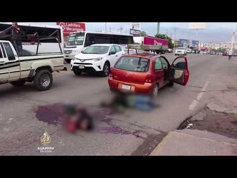 Nasilje u Meksiku: Rast broja ubijenih uprkos blokadi