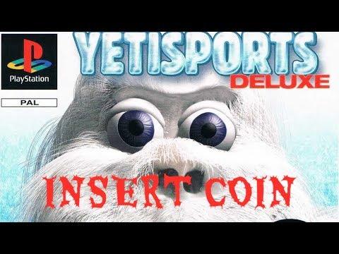 Yetisports Deluxe (2004) - Playstation - Galería de los Horrores