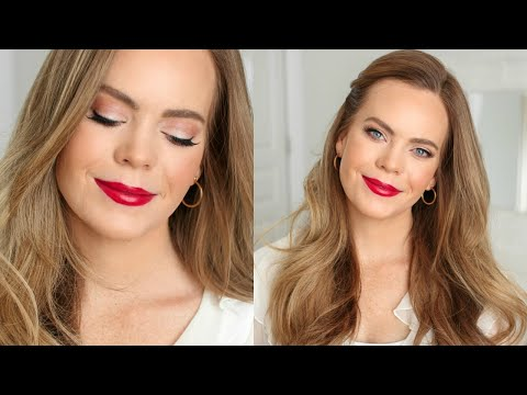 Easy, Holiday Makeup   Missy Sue