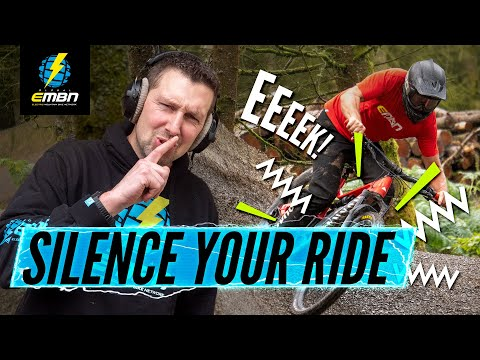 What Noise Is My E-Bike Making?   How To Silence your EMTB Noises