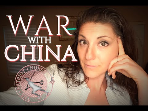 War with CHINA:  The Real Reason behind the Chaos.