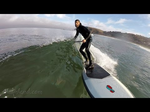 GoPro Hero5 Session - First Surf Session