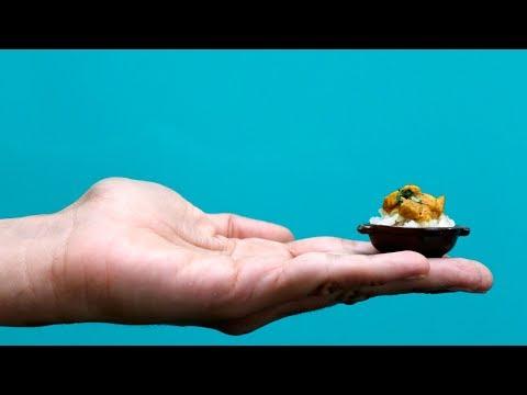 Tiny Chicken Tikka Masala | Tiny Kitchen by Tastemade