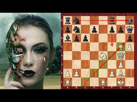 Outrageous Chess AI: (Game 5) : Deepmind's AlphaZero: One of the most outrageous moves of the year!