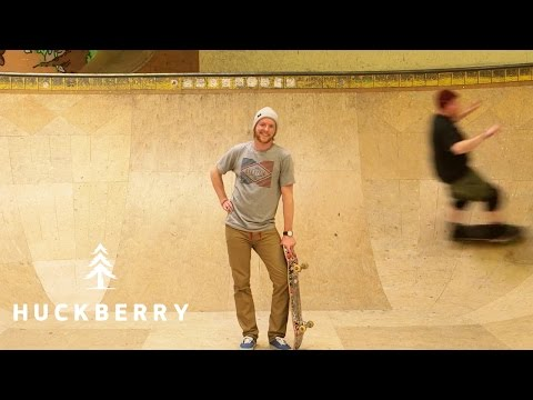Huckberry x The James Brand - Behind the Brand
