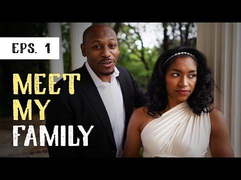 Jonathan Evans Vlog - Meet My Family #TeamEvans
