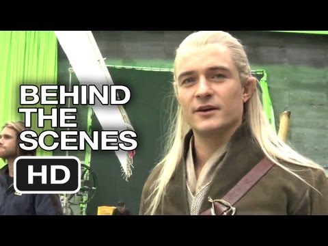 The Hobbit: The Desolation of Smaug Production Blog #11 (2013) HD - UCkR0GY0ue02aMyM-oxwgg9g