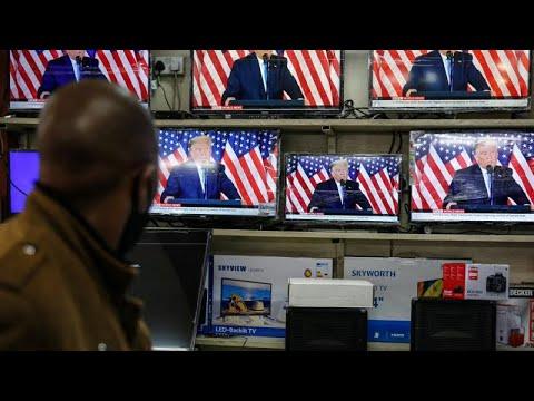 EE.UU. | Joe BIDEN, a un paso de la victoria, en un agónico conteo de votos. TRUMP denuncia fraude