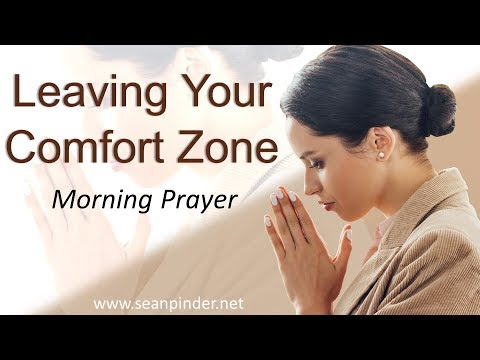 RUTH 1 - LEAVING YOUR COMFORT ZONE - MORNING PRAYER (video)