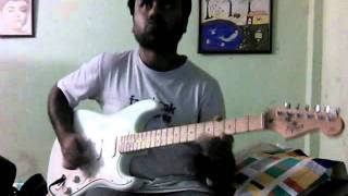 Teri Meri Prem Kahani (Bodyguard) guitar cover - doctorawesome , Rock