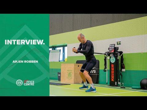Arjen Robben: 'Er zijn nog stappen te zetten, dus geduld'