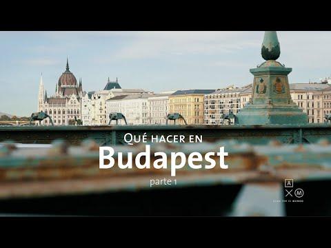 Que? hacer en Budapest parte 1 4k