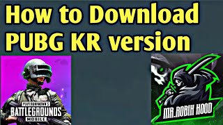 How to Download PUBG KR VERSION with TAP TAP APPLICATION