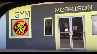 Van Gogh Gos - Gym Morrison