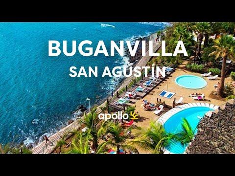 Hotell Buganvilla i San Agustin på Gran Canaria