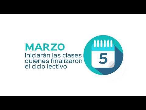 #LaEducacionNosUne  - Calendario Escolar 2018
