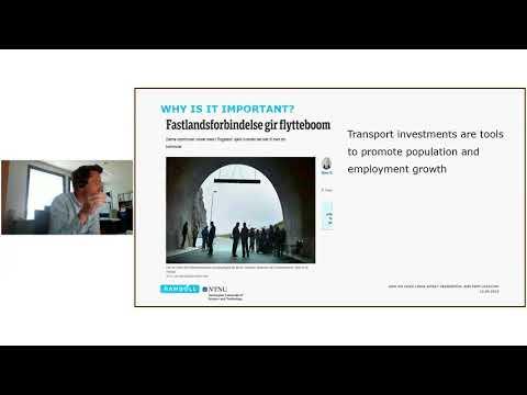 Statens vegvesen - Forskerpresentasjon - Øyvind Lervik Nilsen