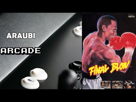 Final Blow (Taito, 1988) Arcade [052] Walkthrough Comentado